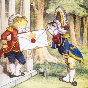 Alice In Wonderland Tile 017