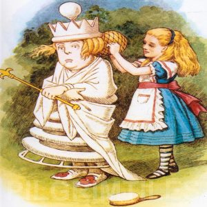 Alice In Wonderland Tile 005