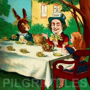 Alice In Wonderland Tile 052