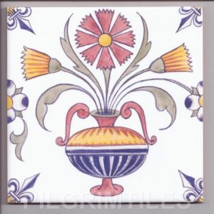 Delft Style Tile Poly
