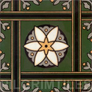 Gothic Style tile ref  010