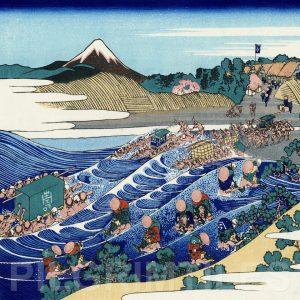 Japanese style decorative tile 10