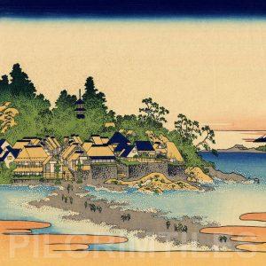 Japanese style decorative tile 5