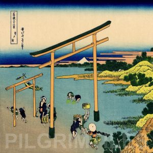 Japanese style decorative tile 6