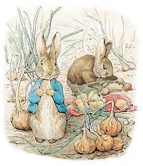 Peter Rabbit Tile 06