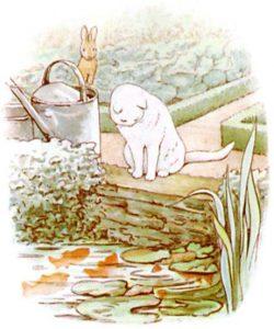 Peter Rabbit Tile 24