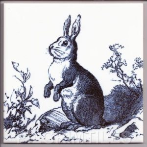 Victorian Style Rabbit 02