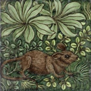 William De Morgan Mouse