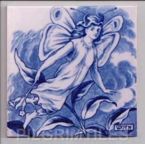 Wedgewood Fairy