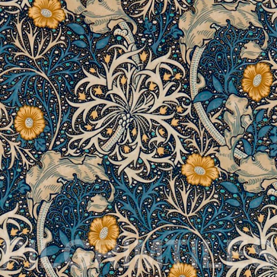 William Morris Arts Crafts Ref 22 Pilgrim Tiles