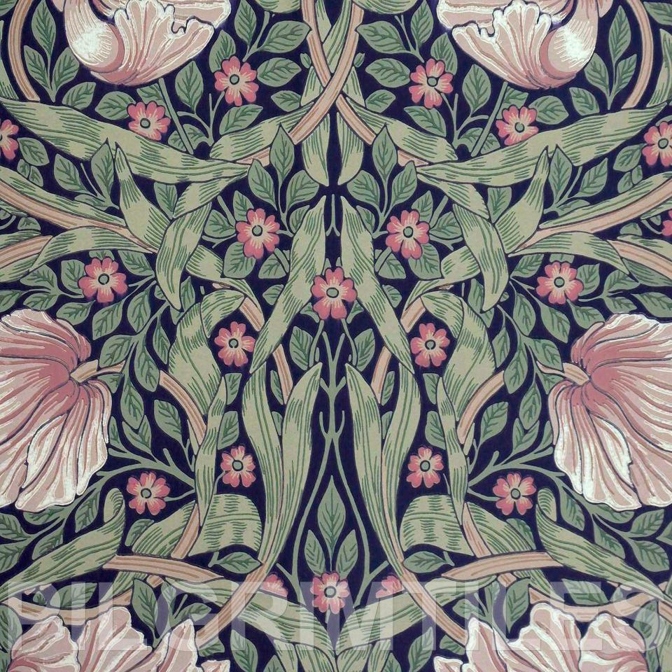 William Morris Arts Crafts Ref 23 Pilgrim Tiles