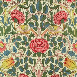 William Morris Bird & Rose Arts & Crafts1