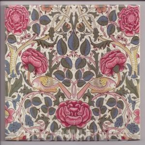 William Morris Bird & Rose Arts & Crafts 2