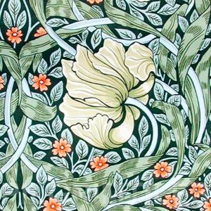 William Morris flower