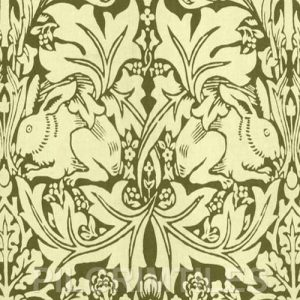 William Morris Brer Rabbit Green