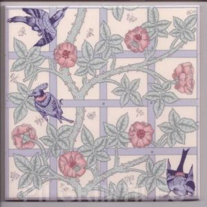 William Morris Trellis  Arts & Crafts