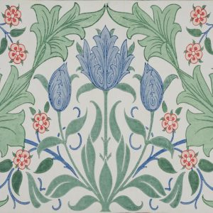 William Morris Tulip 2 Arts & Crafts