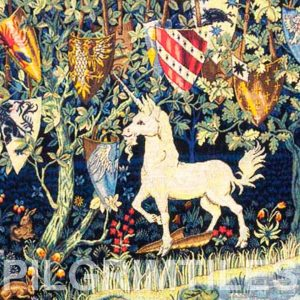 William Morris Unicorn