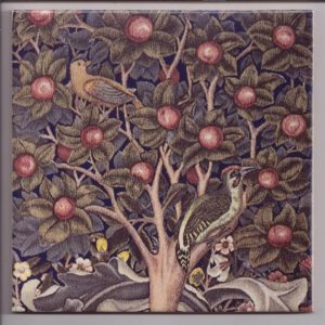 William Morris Woodpecker Arts & Crafts