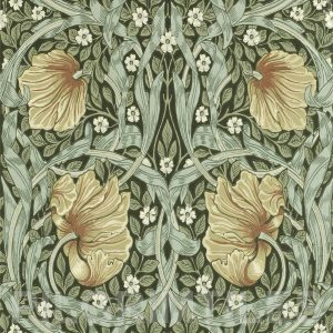 William Morris Pimpernel 005